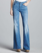 Mother The Mellow Drama French Quarter Jeans