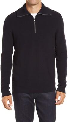 Nordstrom Quarter Zip Sweater