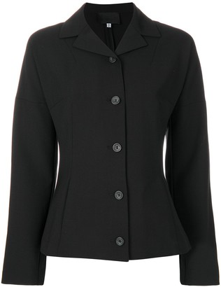 Dolce & Gabbana Pre-Owned Fitted Buttoned Blazer