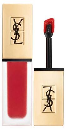 Yves Saint Laurent Tatouage Couture Liquid Matte Lip Stain 12 Red Tr