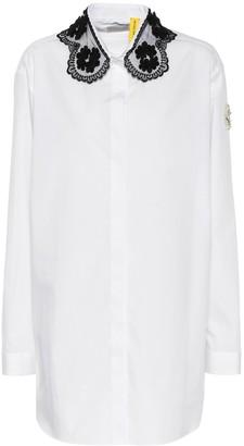 MONCLER GENIUS 4 MONCLER SIMONE ROCHA shirt