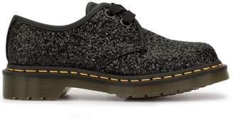Dr. Martens Farrah 1461 glittered oxford shoes