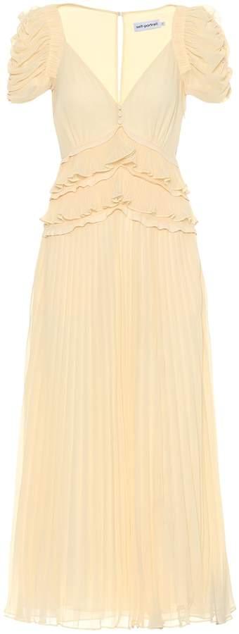 7c7fc4731ef7 Self-Portrait Yellow Dresses - ShopStyle