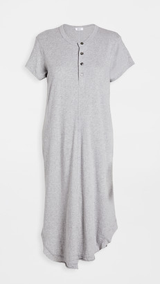 Wilt Shifted Henley Dress