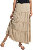 Joan Vass Peasant Skirt (For Women)