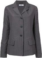 Jil Sander flap pockets blazer - women - Silk/Polyamide/Cupro/Viscose - 36