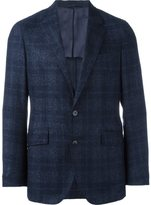 Hackett plaid blazer