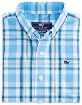 Vineyard Vines Boys' Foremast Plaid Shirt - Sizes 2-7