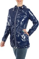 Women's Modern Eternity Waterproof Convertible Maternity Raincoat