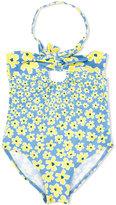 Stella McCartney Anouk swimsuit - kids - Polyamide/Polyester/Spandex/Elastane - 6 yrs