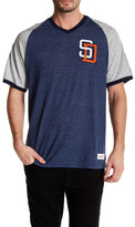 Mitchell & Ness MLB Padre Race To The Finish Tee