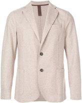 Eleventy classic blazer jacket - men - Polyamide/Acetate/Wool/Polybutylene Terephthalate (PBT) - 48