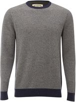 White Stuff Men's Truck Texture Crew Knit