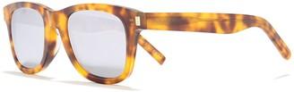 Saint Laurent 50mm Retro Square Sunglasses