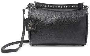 Steve Madden Studded Faux Leather Crossbody Bag
