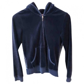 Juicy Couture Navy Cotton Jackets