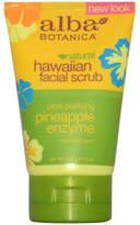 Alba Hawaiian Pineapple Enzyme Facial Scrub 118.0 ml Skincare