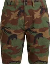 Ralph Lauren Classic Fit Camo Cotton Shorts