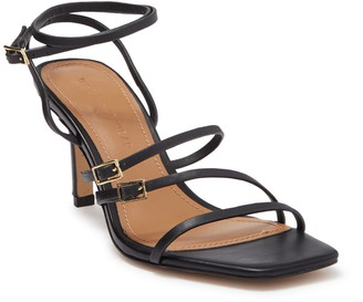 Who What Wear Everly Strappy Heeled Sandal