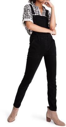 Madewell Skinny Denim Overalls (Regular & Plus Size)