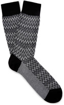 Missoni - Patterned Cotton-blend Socks