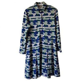 Rachel Roy Grey Cotton Dress for Women