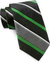 Van Heusen Sensational Stripe Slim Silk Tie