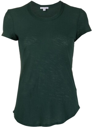 James Perse round neck short-sleeved T-shirt