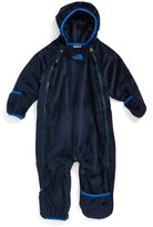 The North Face Infant Boy's 'Buttery' Fleece Bunting