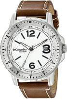 Columbia Men's CA025-200 Ridgeback Analog Display Quartz Brown Watch