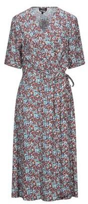 A.P.C. Knee-length dress