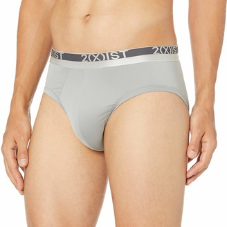 2xist Mens Speed Dri Sterling Contour Pouch Briefs