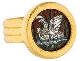 Gurhan 24K Mosaic Ring