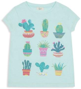Peek Little Girl's & Girl's Friends Stick Together Graphic T-Shirt