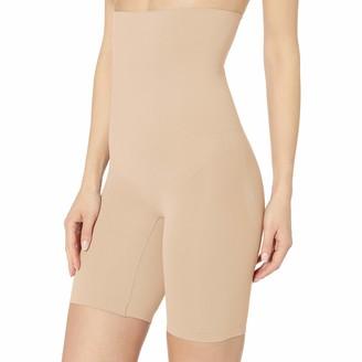 Yummie Women's Plus Size Cooling FX High Waist Thigh Shaper Shapewear