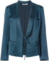Alexander Wang tailored tie fastened jacket