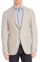 Isaia Check Sportcoat