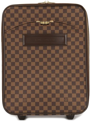 Louis Vuitton Pre-Owned Pegase 45 carry-on luggage