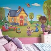 York Wall Coverings York wallcoverings Disney's Doc McStuffins Removable Wallpaper Mural