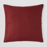 Bloomingdale's 1872 Hawthorn Quilted Euro Sham Exclusive