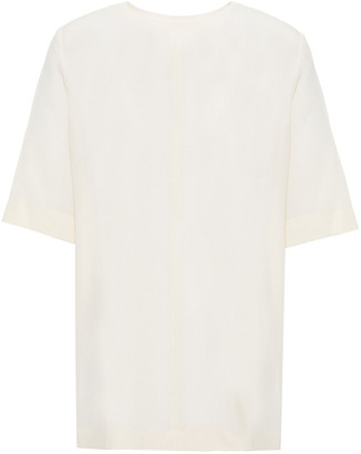 Joseph Silk-crepe Top