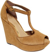 Jessica Simpson Shoes, Shama Platform Wedge Sandals