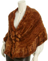 La Fiorentina Whiskey Ruffle Shrug