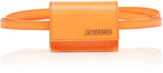Jacquemus La Ceinture Bello Leather Belt Bag