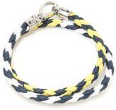 Tod's Scooby Trek Leather Bracelet