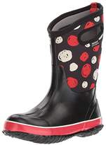 Bogs Kids' Classic Sketched Dots Snow Boot