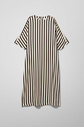 Weekday Scope Dress - White