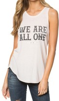 Spiritual Gangster We Are All One Studio Tank Top
