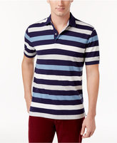 Tommy Hilfiger Men's Classic-Fit Striped Polo