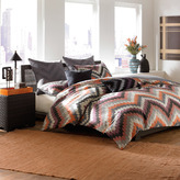 Bed Bath & Beyond Linen House™ Fedora Duvet Cover. 100% Cotton Sateen